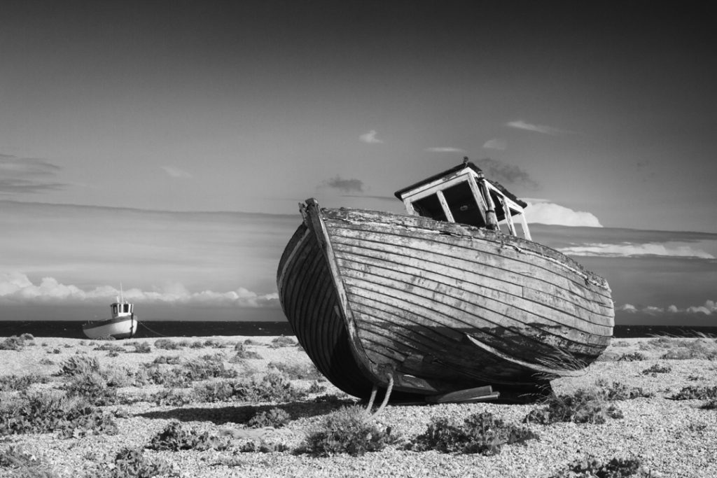 Fishing Boat 2, Dungeness