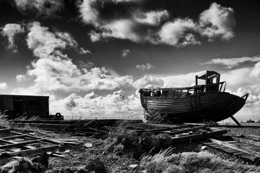 Fishing Boat, Dungeness