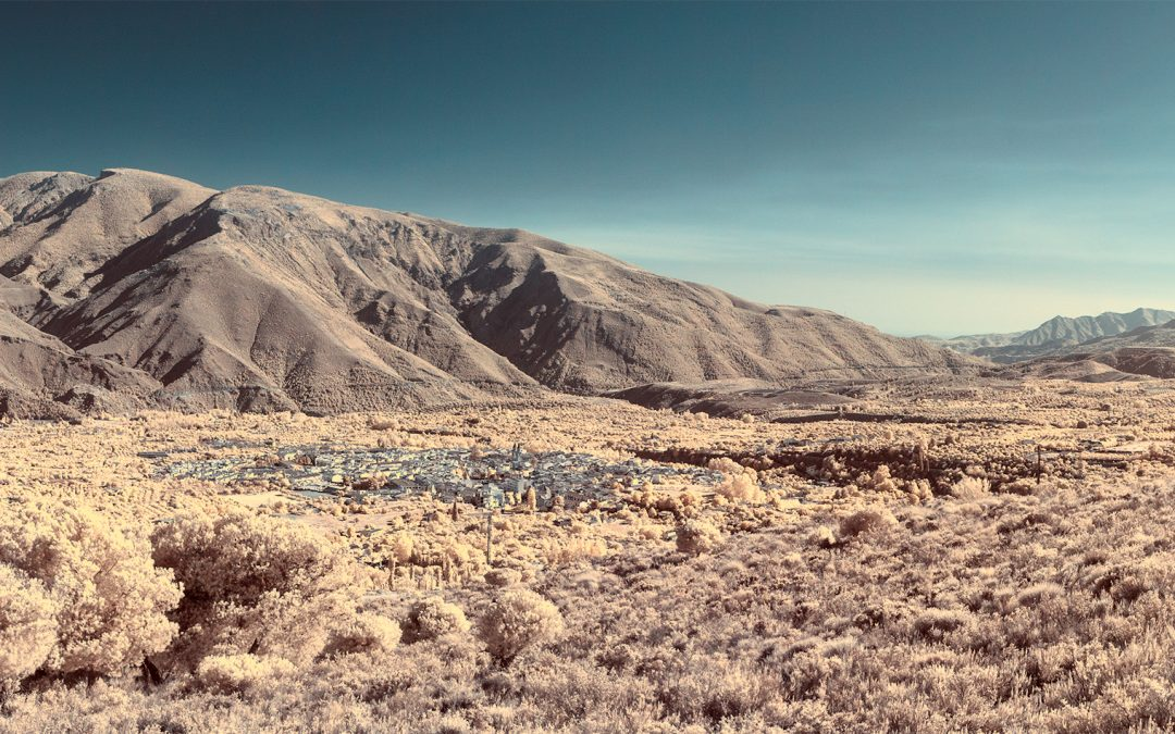 Andalucia in Infrared