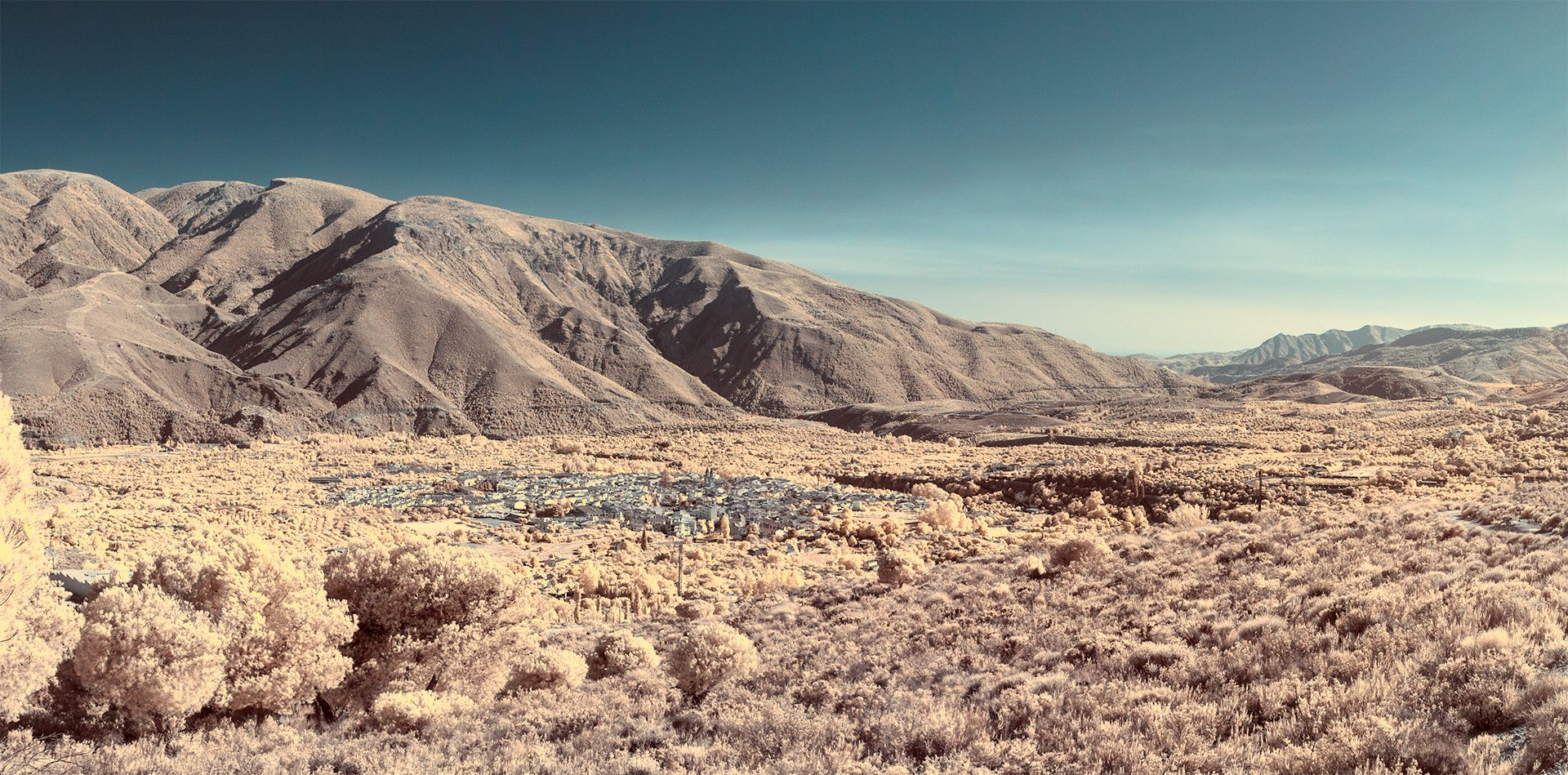 Andalucia in Infrared - Chris Wright Photography