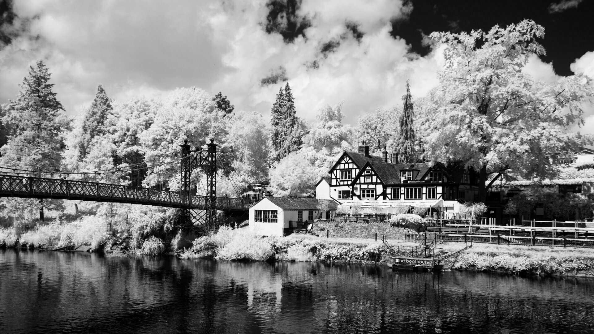 The Boathouse Shrewsbury Infrared